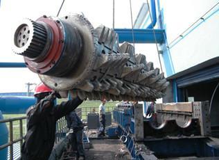 破碎辊耐磨堆焊药芯焊丝
