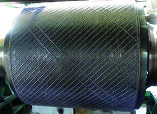 水泥挤压辊堆焊焊丝