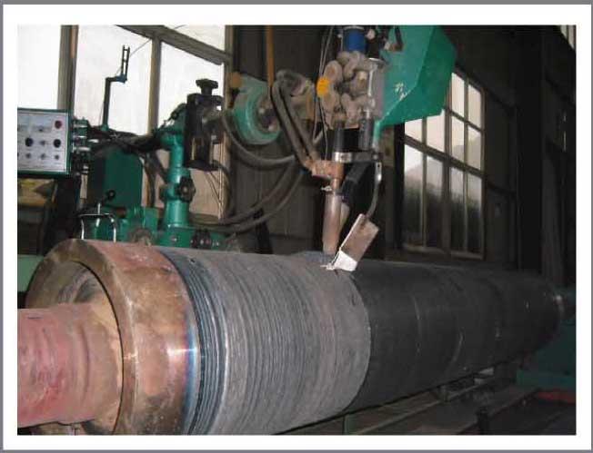水泥厂立磨堆焊焊丝