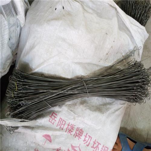 湖南岳阳楼切坯钢丝 砖厂切坯钢丝